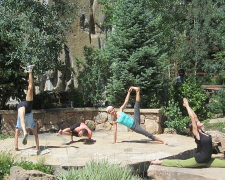 {Guest Post} Doctors Who Do Yoga