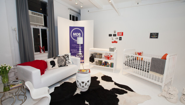 Chic Nursery Trends with The MDB Family, Project Nursery & Momtrends