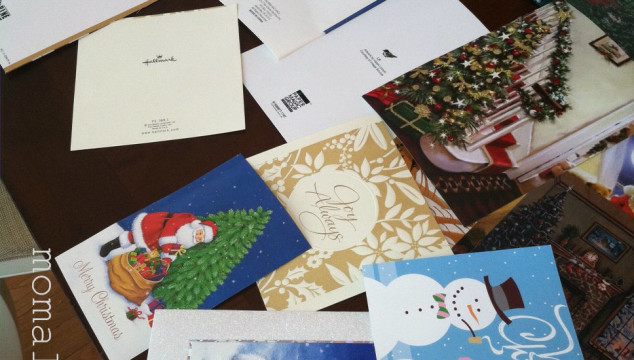 Clever Ways to Repurpose Christmas Cards (with a little help from my friends)