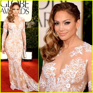 Golden Globes Fashion File