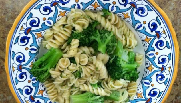 {Recipe} Meatless Monday: One-Pot Wonderful Pasta with Broccoli