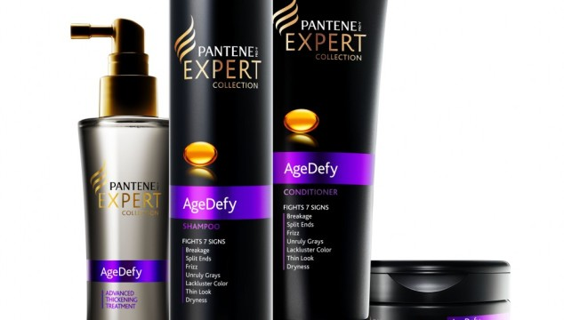 Fifty Strands of Gray: My Ongoing Quest for Healthy Hair {Pantene Pro-V Expert Collection Giveaway}