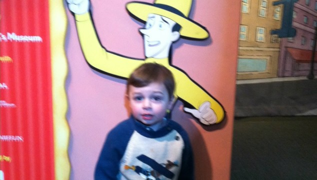 Curious George: Let's Get Curious Exhibit at Liberty Science Center {Ticket Giveaway Closed}