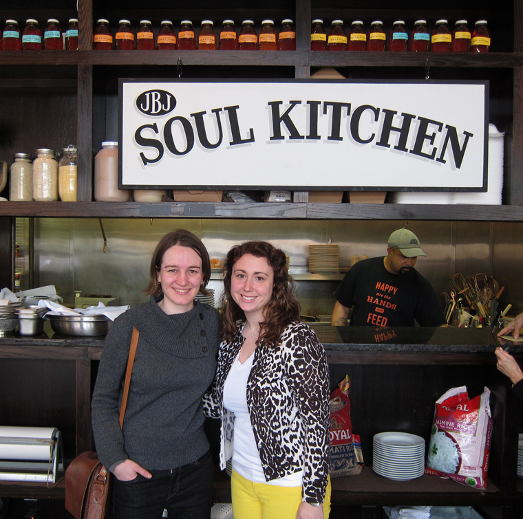Bon Jovi Soul Food Kitchen
