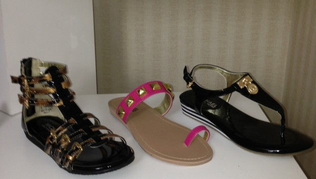 Step into Summer with MICHAEL Michael Kors Sandals for Your Little Lady {Giveaway Closed}