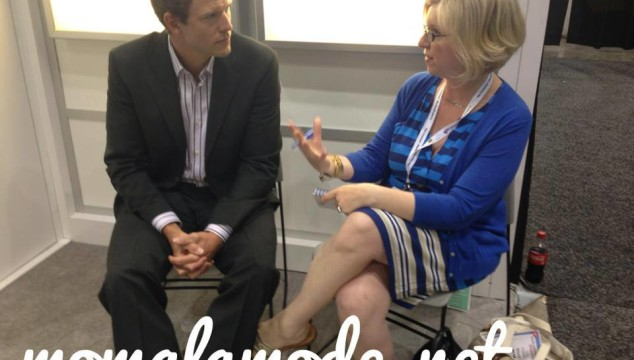 7 Minutes with Dr. Travis Stork at BlogHer'13