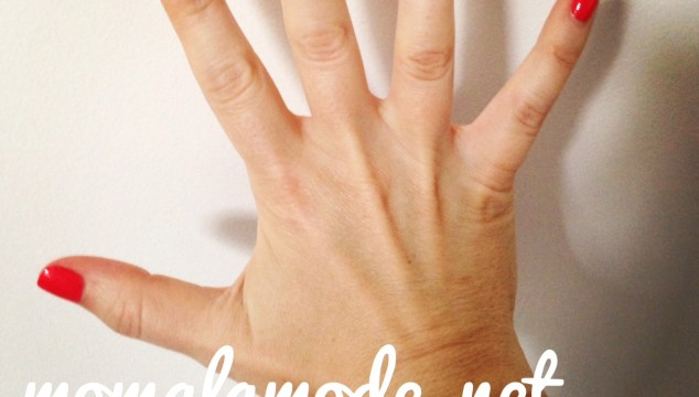 One Hot Mani…Three Ways to Wear It