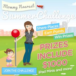 The Mommy Nearest Summer Challenge is On…{Closed}