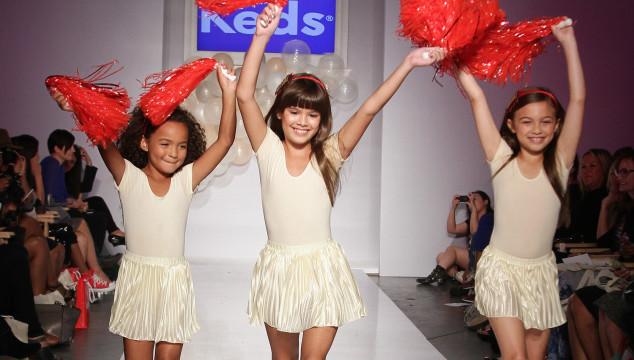 petite PARADE Kids Fashion Week: Stride Rite's Spring 2014 Collection