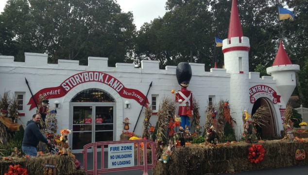 Wordless Wednesday: Our Fall Visit to Storybook Land in Photos