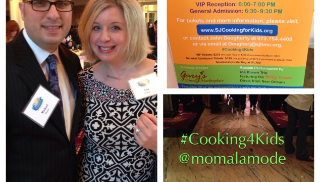 Gourmet Fare from Everywhere: St. Joseph's Children's Hospital 7th Annual Cooking for Kids Event