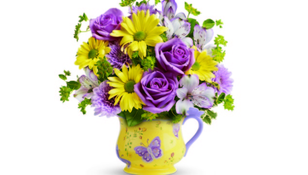 Memories of My Mom Through Flowers {And a Teleflora Giveaway – Closed}
