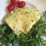 Omelette aux Fine Herbes