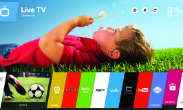 webOS TV by LG