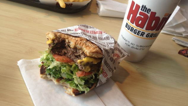 Guest Post: The Hubs visits the Habit Burger Grill