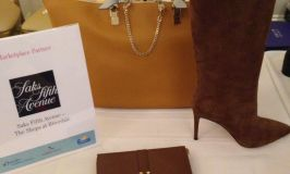 Saks Fifth Avenue at Riverside Square showcased Fall must-have accessories