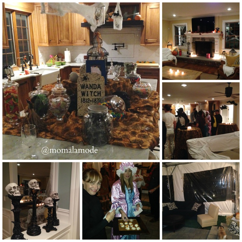 Halloween entertaining at its best