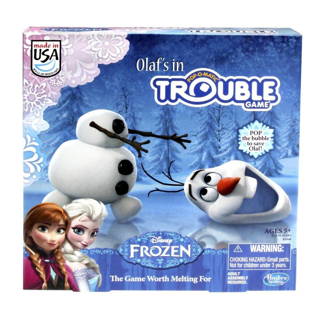 Disney Frozen Olaf's in Trouble Game