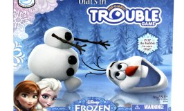 Disney Frozen Olaf's in Trouble Game