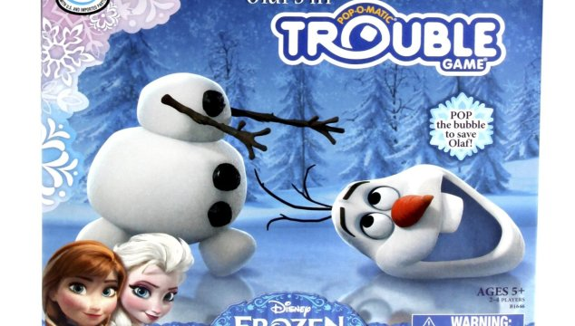 The Chirping Moms 12 Days of Toys: Day 11 Disney Frozen Olaf's in Trouble Game & CHARM IT! Charm Bracelet {Giveaway Closed}