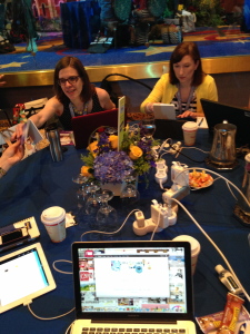 Blogger Conference Experience