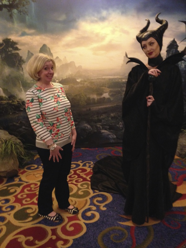 Meeting Maleficient