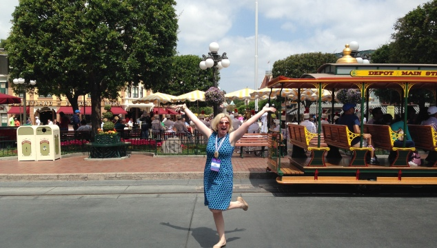 A La Mode on the Road: Our Adventures Out West in Disneyland with Disney Social Media Moms {Part 2}