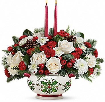 Holiday Decorating Tips from Teleflora…and a Giveaway {Closed}!