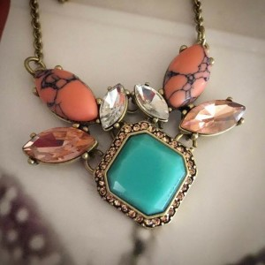 Chloe + Isabel statement necklace