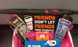 Dunkin' Donuts Refill Travel Mug Program