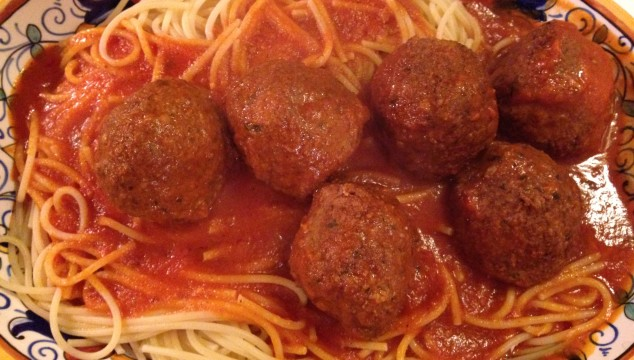The Flying Meatballs: The Frozen Meatballs My Family Actually Enjoyed (and will buy again!)