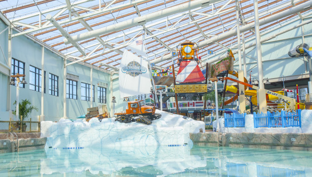 {A la Mode on the Road} An Inside Look at Camelback Lodge & Aquatopia Indoor Waterpark, Poconos