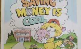 Saving Money is Cool Activity Book