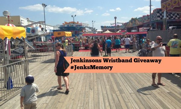 Our VIP Visit to Jenkinsons Boardwalk + Giveaway (Closed) #JenksMemory