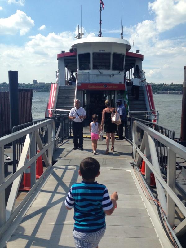 CitySightseeing New York ship