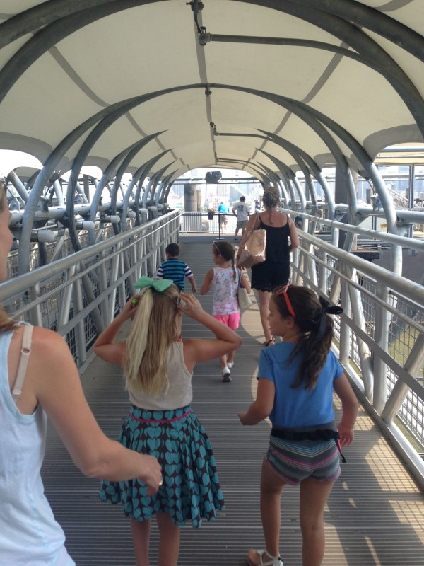 NYWaterway Ferry Terminal
