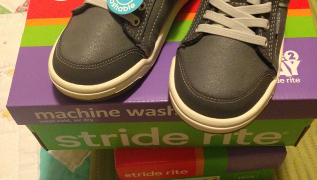 Stride into a New School Year with a Stride Rite #Giveaway {Closed}!