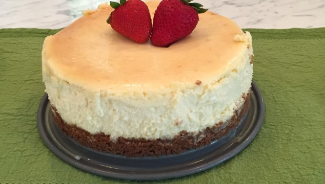 Making Artisan Cheesecake — Just in Time for the Holidays! {Giveaway Closed}