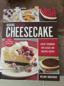 Making Artisan Cheesecake