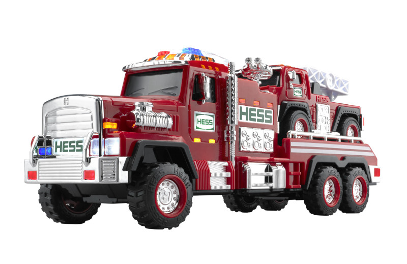 2015 Hess Fire Truck and Ladder
