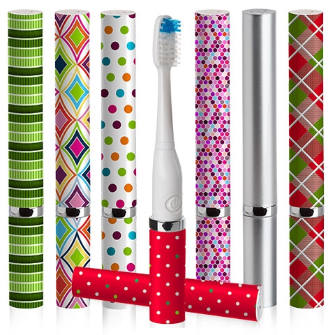 travel electric toothbrush holiday gifts