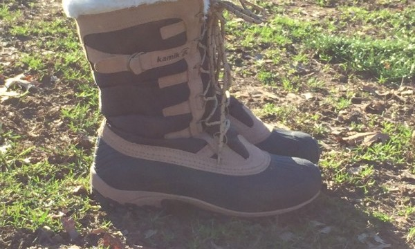 Kamik: These Boots Were Made For Walkin'…To School and Back!