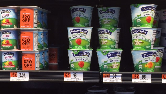 Making Organic More Accessible Than Ever: Stonyfield at Walmart