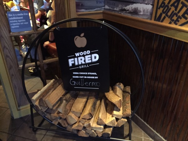Wood Fired Grill 7