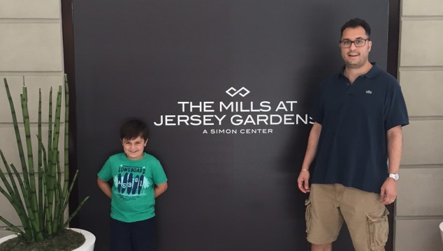 Back to School Shopping at The Mills at Jersey Gardens